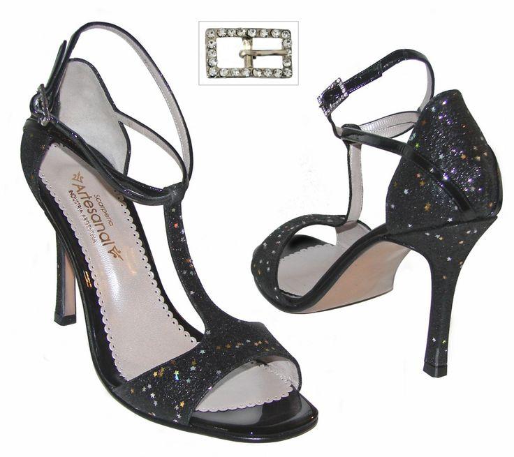 Zapatos de tango: Artesanal - Felicia - Zapatos de Mujer Tango