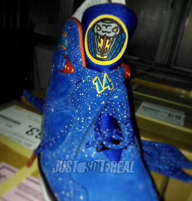 Air Jordan 8 Rétro Patches Db De Lescadron