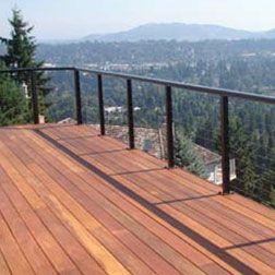 Portfolio | Portland Deck Builder | Creative Fences & Decks | Design & Construction