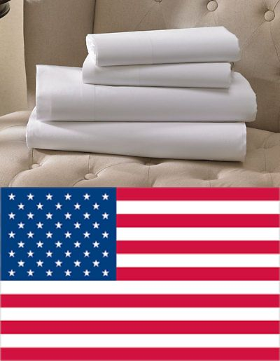 1 King White Hotel Fitted Sheets T200 Percale 78x80x12 A Quality American  Made | Bed And Bath 48758 | Pinterest | Fitted Sheets