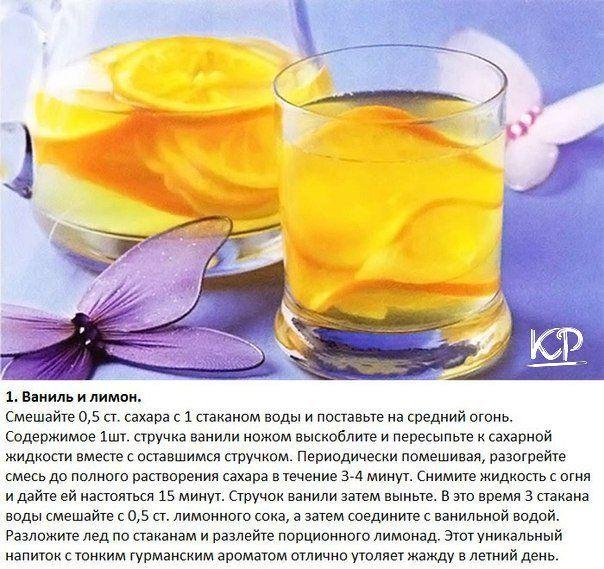 10 освежающих лимонадов для жаркого лета  / IT Analytics