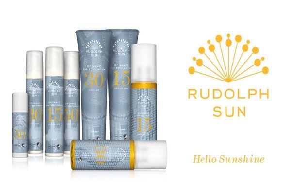 Lækker SVANEMÆRKET solcreme fra Rudolph Care. UVA og UVB beskyttelse,  100% fri for parabener, syntetisk parfume, æteriske olier og de 26 allergene parfumestoffer.