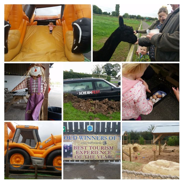 We attended the National forest adventure farm at Tatenhill Burton-upon-Trent. This is an absolutely fun filled family day out. For anyone that hasn't been to The National F…