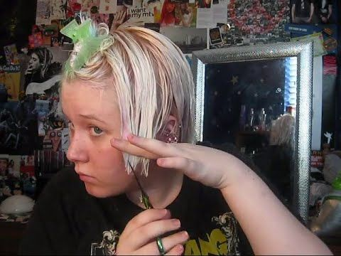 how to properly cut your own hair