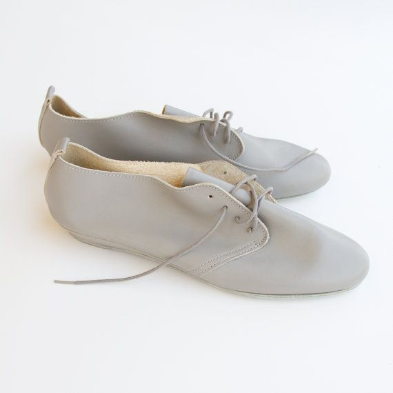 dove grey ankle booties / seesaw vintage