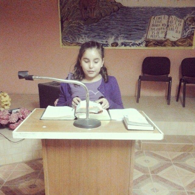 Local Nueva Jerusalén, Predicación a cargo de nuestra Hna. Fernanda Morales, en Mateo 6:14-15, El Perdón.