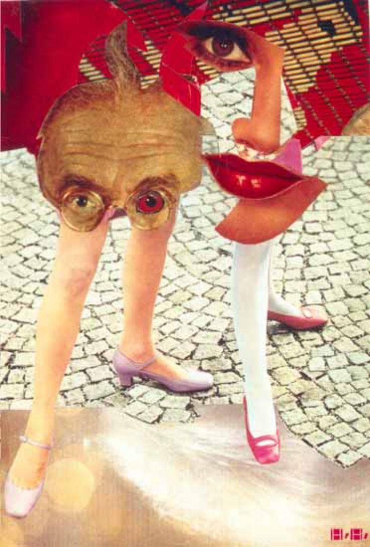 Hannah Höch (1889 – 1978) German Dada artist