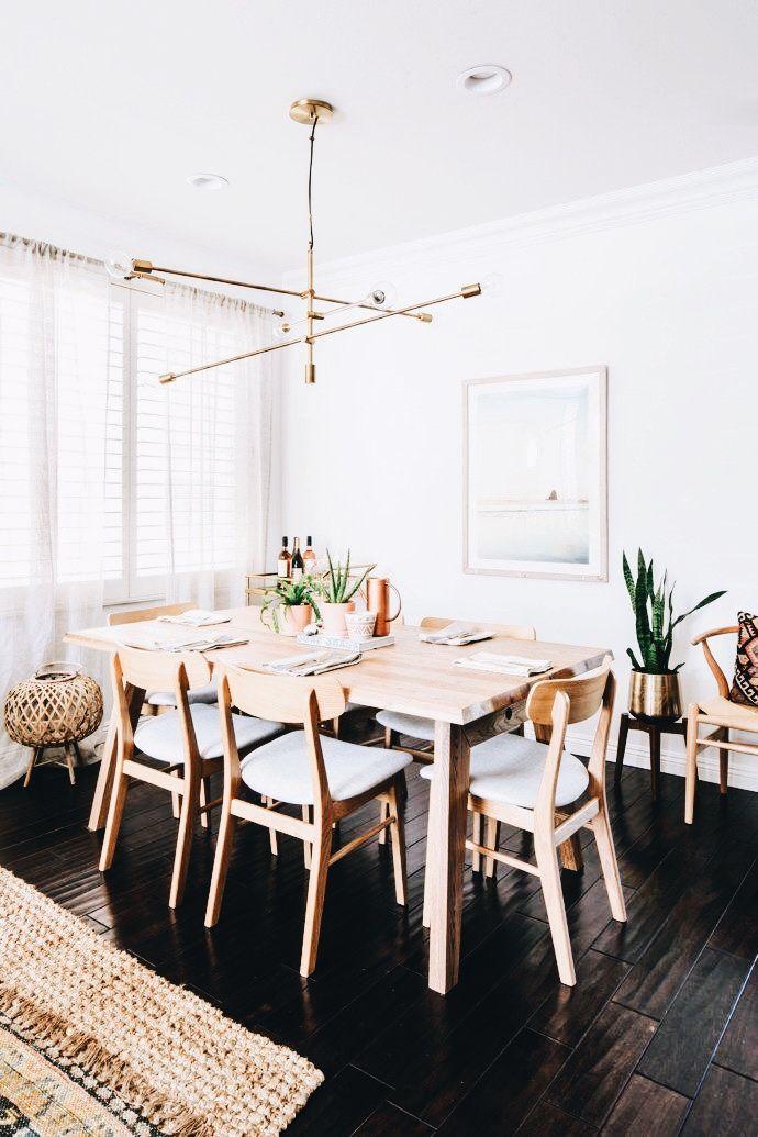 Bright Living Room Mid Century Dining Room Tables Mid Century