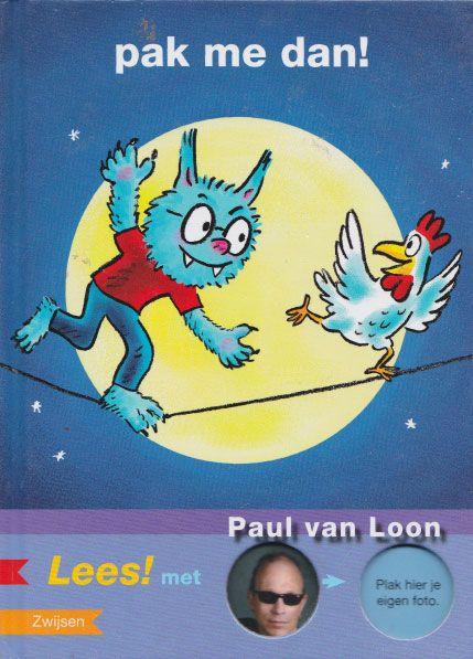 Het boek hoort bij de serie Lees! met Paul van Loon Dit zijn boeken die meegroeien met de leesontwikkeling van kinderen in groep 1 t/m 5. Deze boeken worden uitgegeven door Zwijsen. Zwijsen is de u…