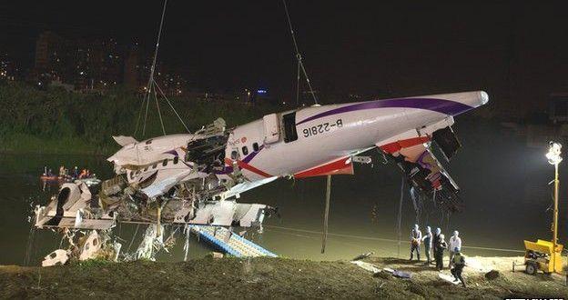 Taiwan Plane Crash - okekom.com