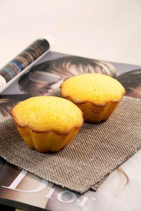Muffin con farina di riso e yogurt