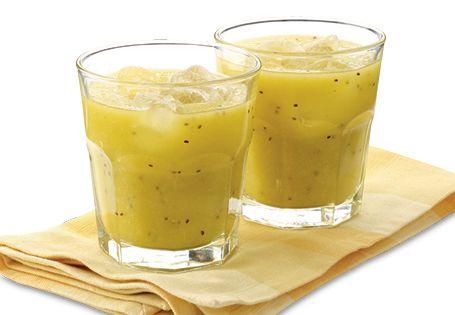 Pineapple, Kiwi and Orange Crush