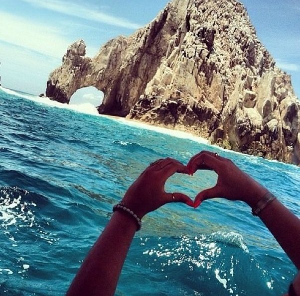 The Cabo Arch, one of my most favorite vacation memories