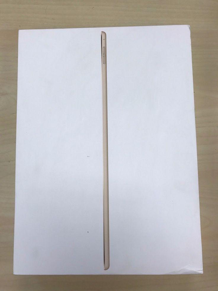 Apple iPad Pro 128GB Wi-Fi  Cellular (Unlocked) 12.9in  Silver