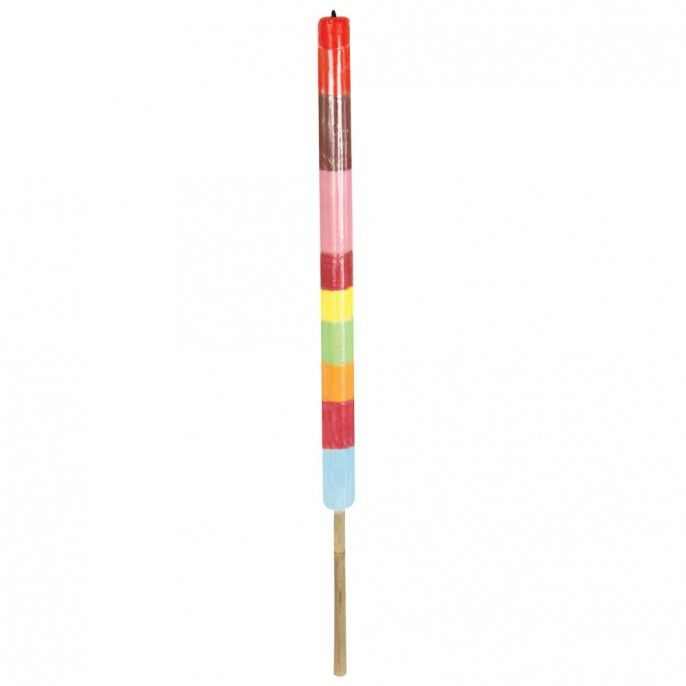 CITRONELLA RAINBOW FLARE - Barbecues & Fire Pits - Garden & Outdoor | Poundstretcher