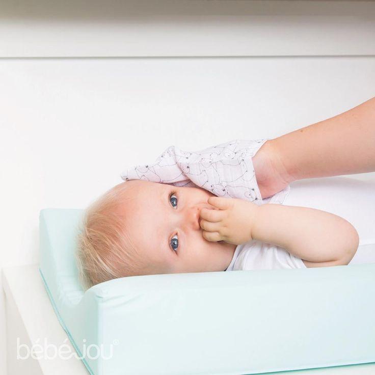 Bebejou Changing Pads - Αλλαξιέρες Αφρώδεις #babycare #bebejou #baby #nursery