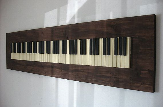 Now I know what to do with that box of old piano keys :)