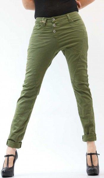 Jeans P78ADT6TD Verde