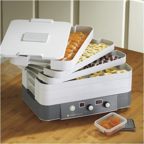 You have a lot of brands to choose from when shopping for the best Food dehydrator. You have things to consider before you choose the best o...