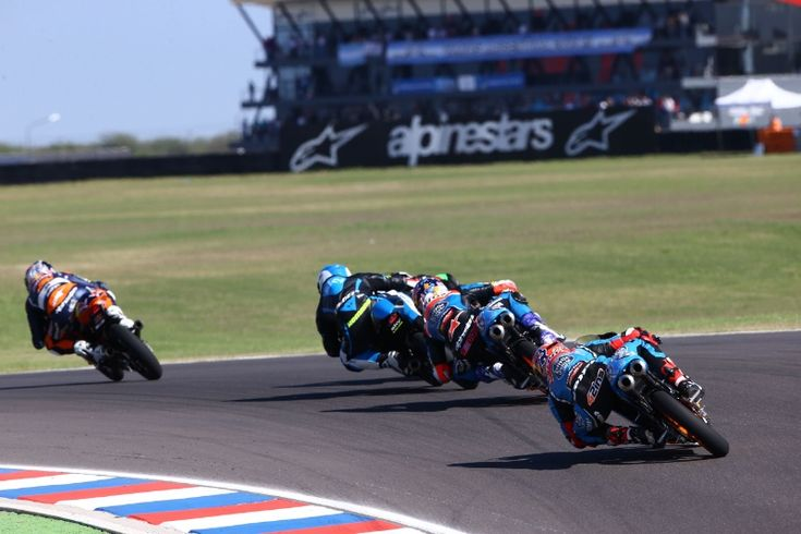 Rins, Moto3 race, Argentinian MotoGP 2014