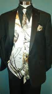 Wedding Camo Tuxedo