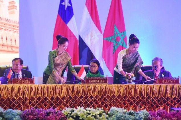 Masalah Keamanan Kawasan Isi Pertemuan Menlu di KTT ASEAN