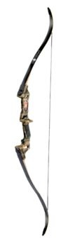 $160 Bass Pro - An low-mid price range recurve bow can be a very wise addition to your survival kit - when bullets are too valuable or grab too much attention. A take down bow is convenient for carry - even a Junior size compound bow could get you through a pinch without adding excessive weight to your kit.