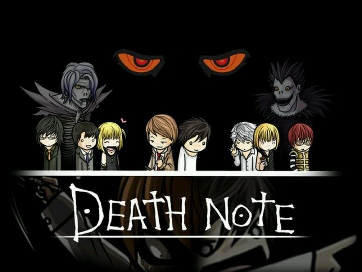 52 best Online Death Note Shrine images on Pinterest Drawing - death note