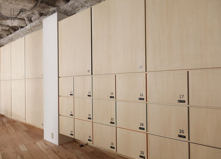51 best Coat and locker areas images on Pinterest | Offices, Work ...