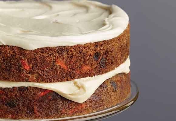 King Arthur's Carrot Cake Recipe