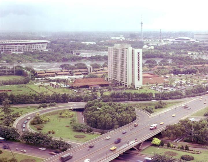 Hotel Hilton tahun 1978