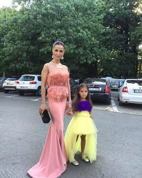 #stadaboutique #dreeses #specialdress #motherdoughter #attitude  #romaniandesigner #georgianastavrositu