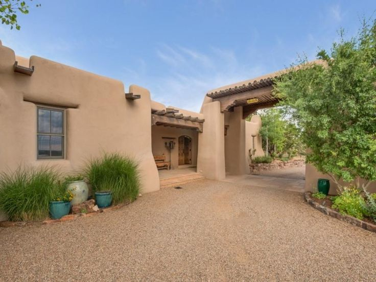145 Best Pueblo Style Homes Images On Pinterest