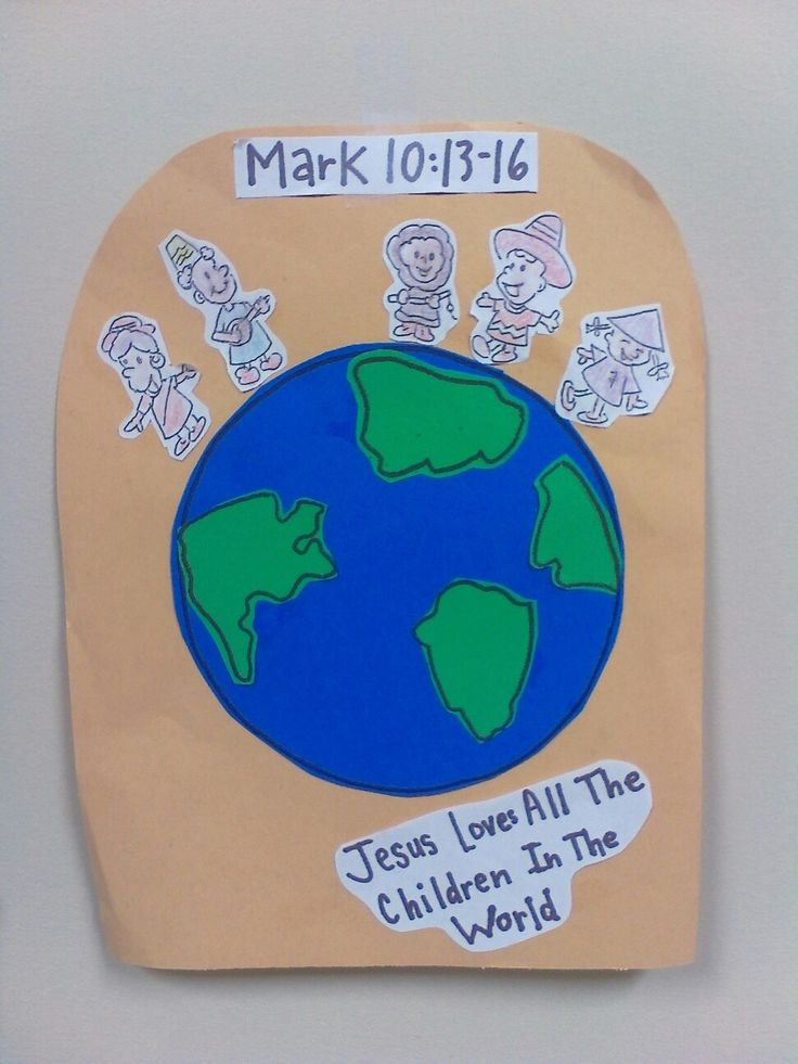 68 best bible crafts by let images on pinterest bible for Childrens sunday school crafts