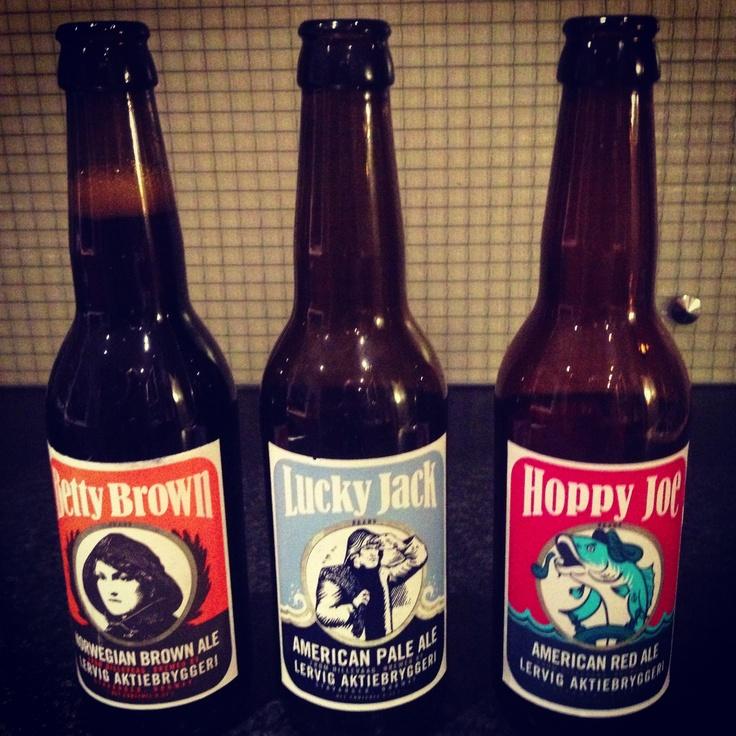 Beer, Lervig, #drikkno