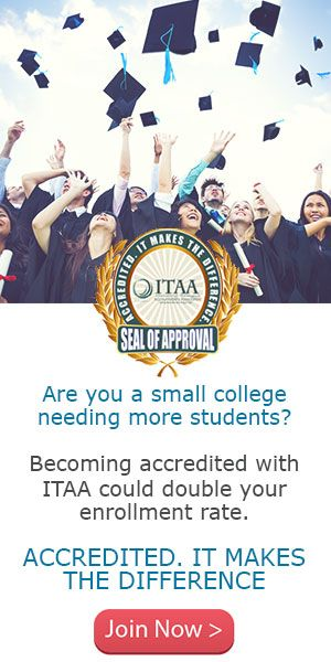 Ad for ITAA