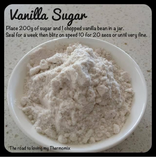 This is great! Smells delicious. Use this as you would sugar or as icing sugar. It's really good for baking and adds a nice subtle vanilla flavour. I use