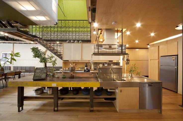 commercial open kitchen design. Communal kitchen 12 best  Commercial Kitchens images on Pinterest