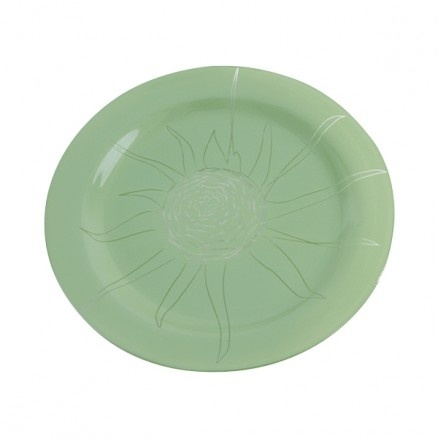 Essential Earth Small Round Fynbos Platter Available at 5rooms.com