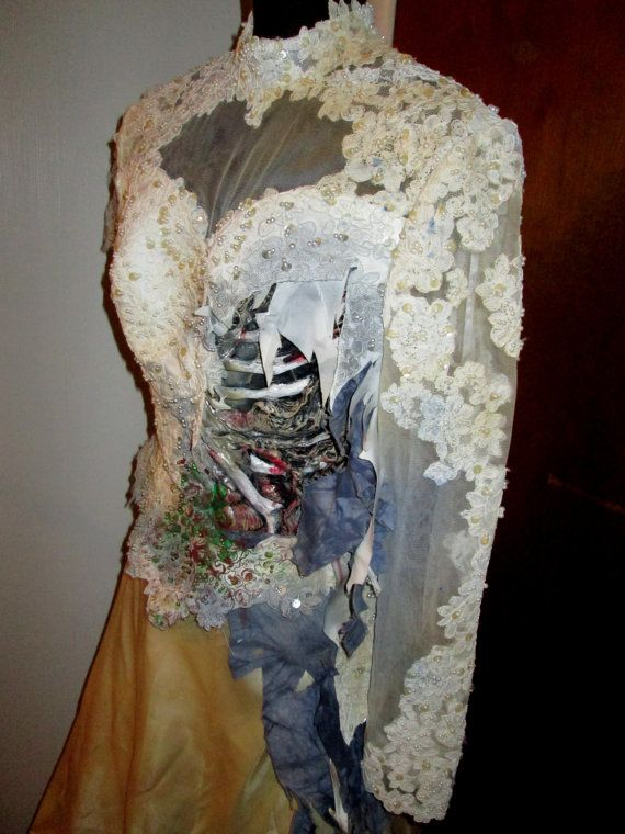 Zombie Wedding Dress For  : Zombie wedding dresses bride and gowns