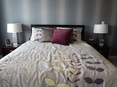 Cream Bed Sheet
