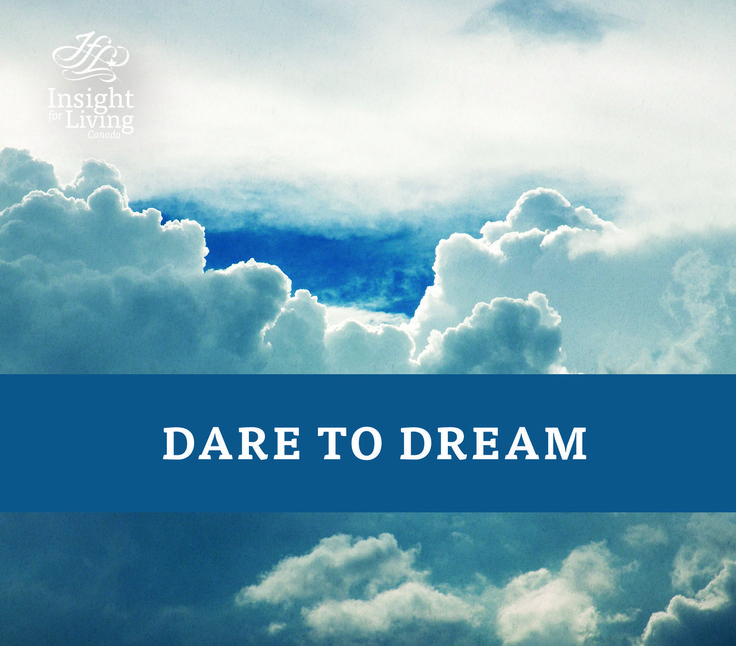 Do you dream while you're awake? Chuck Swindoll thinks those are the most important kinds of dreams and can even result in some beautiful changes in your life.  #Leadership, #Inspriation, #Inspirational, #Christian, #God, #Words, #Tips, #Wisdom