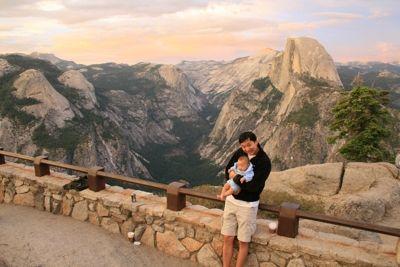kid friendly tips for visiting Glacier Point - Yosemite - Yosemite National Park, CA - Kid friendl... - Trekaroo