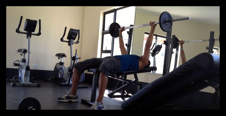 Me Time = Gym time