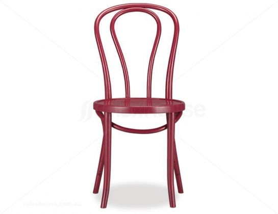 Vienna Beet Bentwood Chair