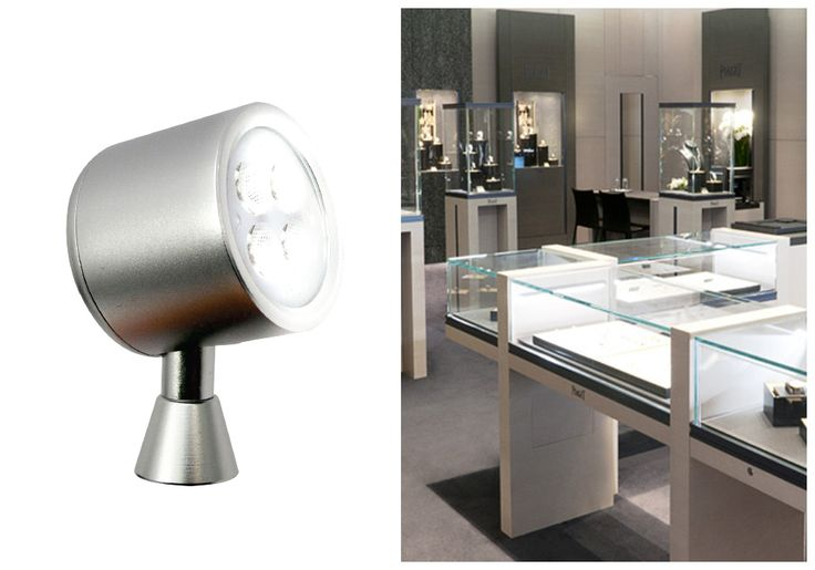 LED TASK LIGHT MIC SERIES   Well Suited For Jewelry Stores That Enhance The  Beauty Of