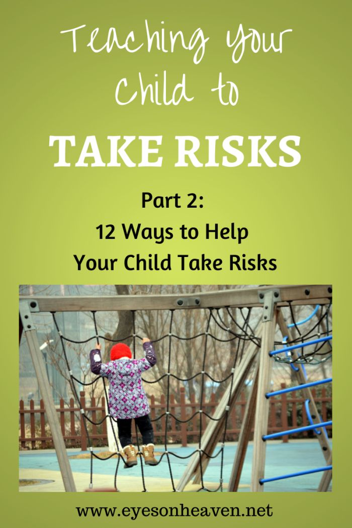 12 Ways to Help Your Child Take