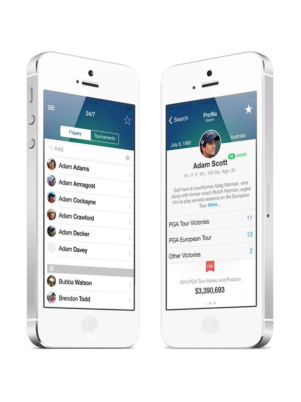 81 best Apps images on Pinterest   App design, Application design ...