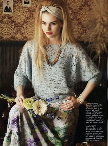 Vogue Knitting 2013 Spring-Summer - kosta1020 - Picasa Web Albums