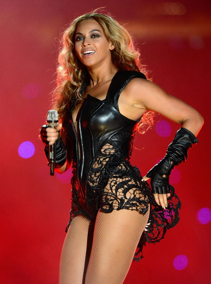 February 3, 2013: Pepsi Super Bowl XLVII Halftime Show in New Orleans